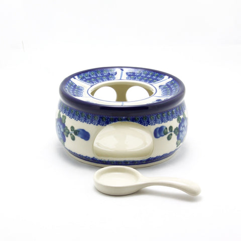 Handmade Ceramic Candle Warmer for Tee Pot - Gifts by Kasia - 1