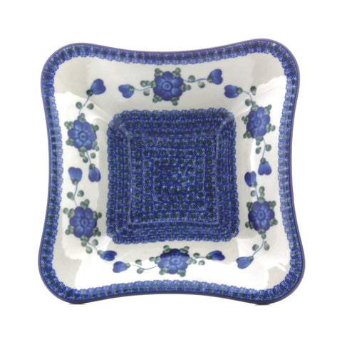Handmade Ceramic Square Bowl - Gifts by Kasia - 1