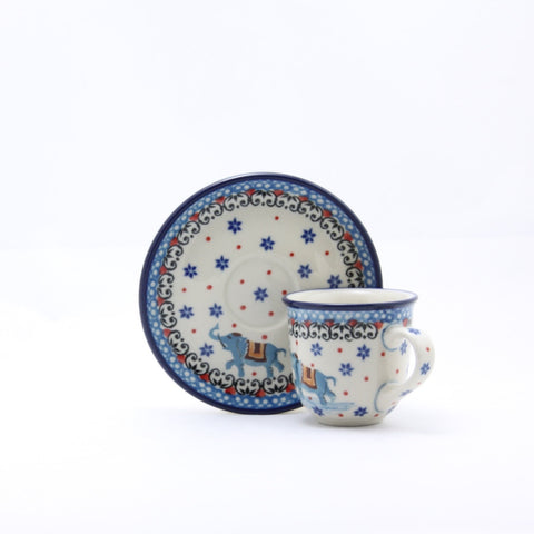 Handmade Ceramic Expresso Cup - Gifts by Kasia - 1