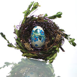 Decorative Egg, Vine Christmas or Easter Ornament - Gifts by Kasia - 2