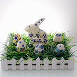 Handmade Ceramic Rabbit Figurine - Gifts by Kasia - 4