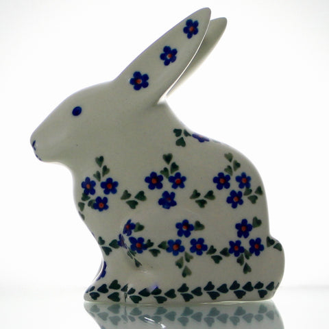 Handmade Ceramic Rabbit Figurine - Gifts by Kasia - 1