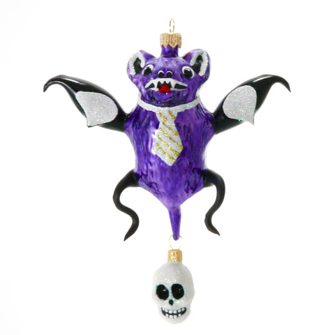Flying Bat Christmas Ornament - Gifts by Kasia - 1