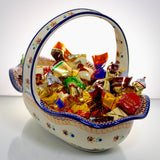 Handmade Ceramic Oblong Basket - Gifts by Kasia - 4