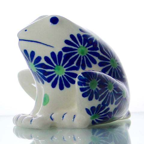 Froggy the Figurine - Gifts by Kasia - 1