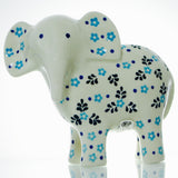 Handmade Ceramic Elephant Figurine - Gifts by Kasia - 4