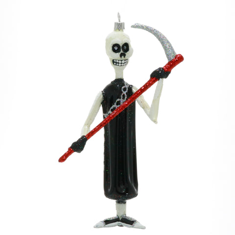 Grim Reaper Christmas Ornament - Gifts by Kasia - 1