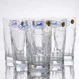 Crystal  Drink Glasses Set of Six Grape Cut - Gifts by Kasia - 2