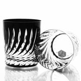 Crystal  Onyx Whiskey Tumbler - Gifts by Kasia - 4
