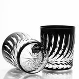 Crystal  Onyx Whiskey Tumbler - Gifts by Kasia - 5