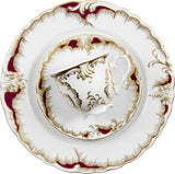 Rococo Fine China/Porcelain Set for 12 People - Gifts by Kasia - 1