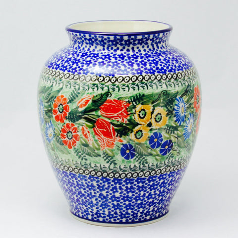 Handmade Ceramic Vase - Gifts by Kasia