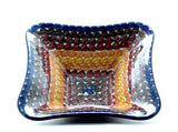 Polish Pottery Square Bowl - Gifts by Kasia - 3