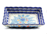 Polish Pottery Rectangular Baker - Gifts by Kasia - 3