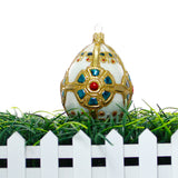 Decorative Egg Christmas Ornament - Gifts by Kasia - 5
