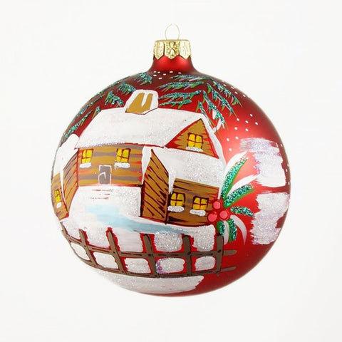 Home for the Holidays Christmas Ornament - www.giftsbykasia.com - 1