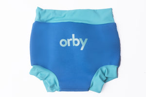 Orby Nappy - Blue