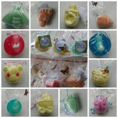 Yetunde's Babyshower themed Soap bars
