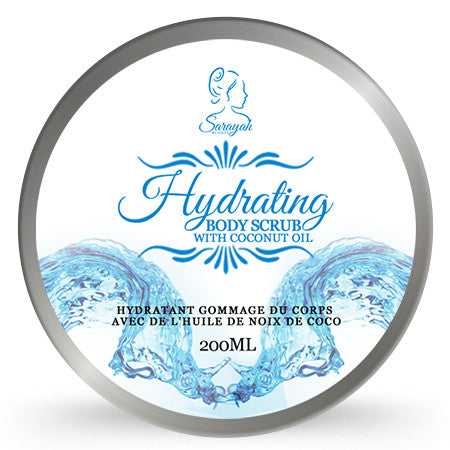 Hydrating Body Scrub