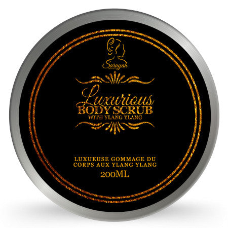 Luxurious Body Scrub