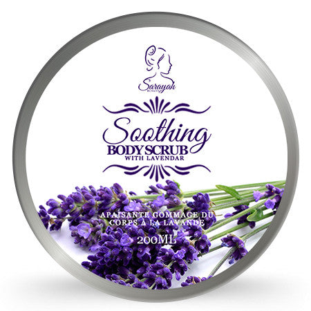 Soothing Body Scrub