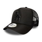 LOS ANGELES DODGERS TONAL BLACK A-FRAME TRUCKER