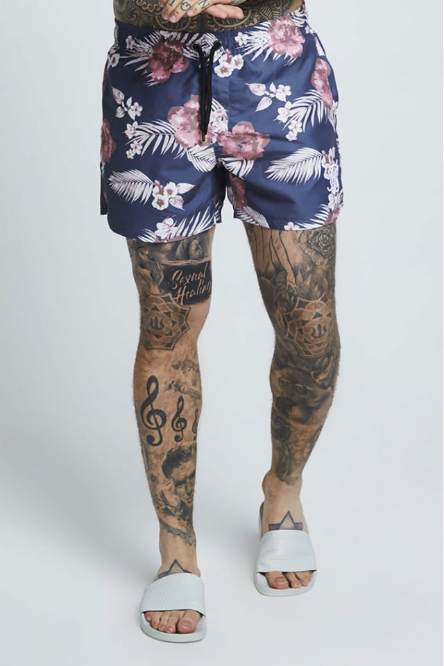 SikSilk  Standard Swim Shorts – Hazey Daze