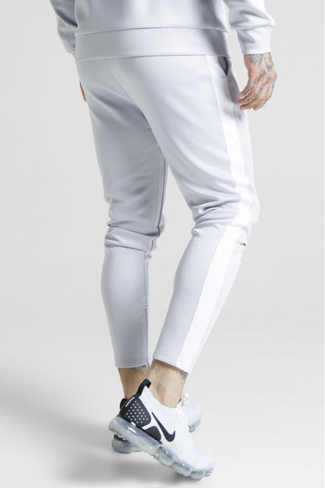 SikSilk  Vapour Track Pants – Grey