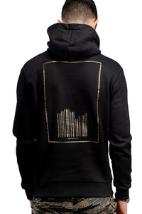 King Apparel Defy Hood - Black