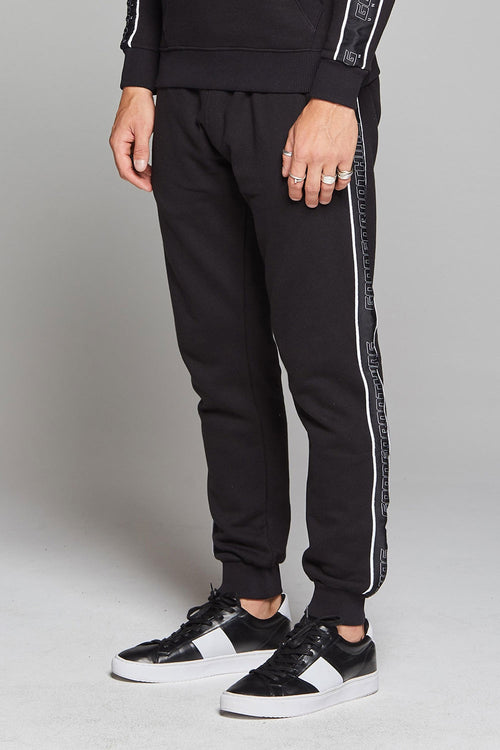 Good For Nothing Digital Monochrome Joggers - Black