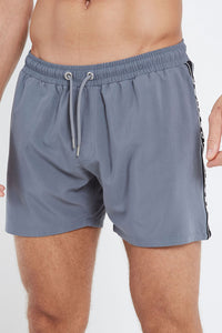 Jameson Carter Ludgate Swim Short - Carbon