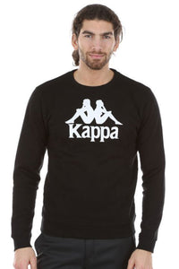 Kappa Authentic Eslogari - Black/White