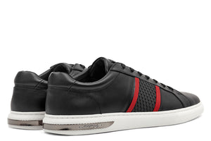 Ed Hardy Blade Low Top - Black / Red
