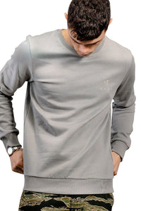 King Apparel Explorer Sweatshirt - Stone