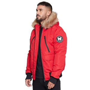 Good For Nothing Glacier Bomber - Red