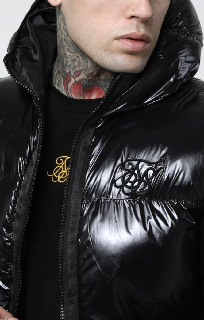 Siksilk Driven Jacket - Black