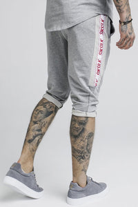 SikSilk Performance Shorts – Grey Marl