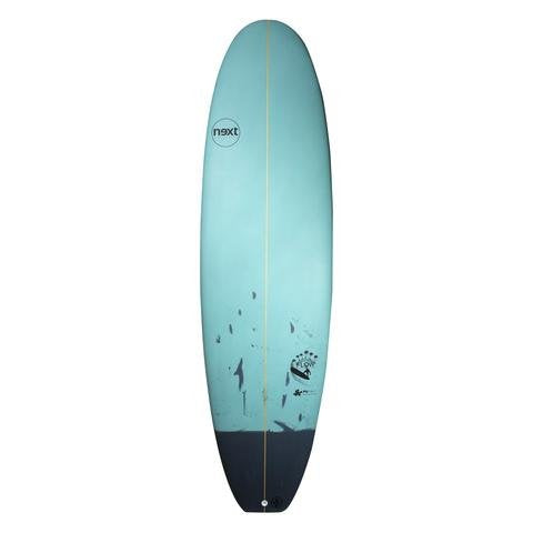 NEXT FLOW Mini Mal PU Surfboard - Various Colours / Sizes