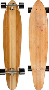 JUCKER HAWAII Longboard Skateboard Bamboo MAKAHA Limited Edition