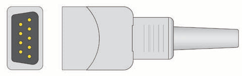 BCI Compatible SPO2 Sensor connector1