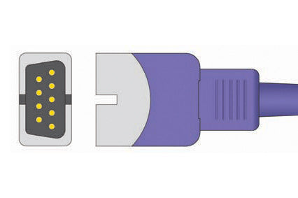 nellcor SPO2 Extension Cable from oximax to non oximax technology Extension Cable(2.2m) connector1