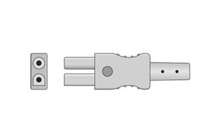 Spacelabs Individual ECG Lead connector1