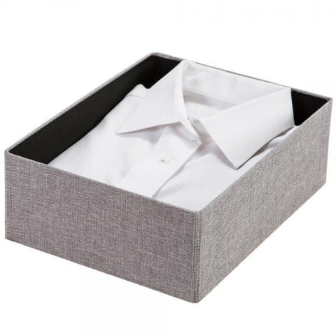 Collapsible Drawer Organizer / Gray Birch - Large