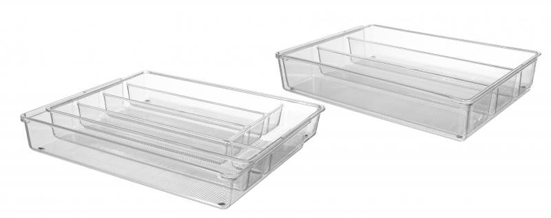 Drawer Organizers / Clear