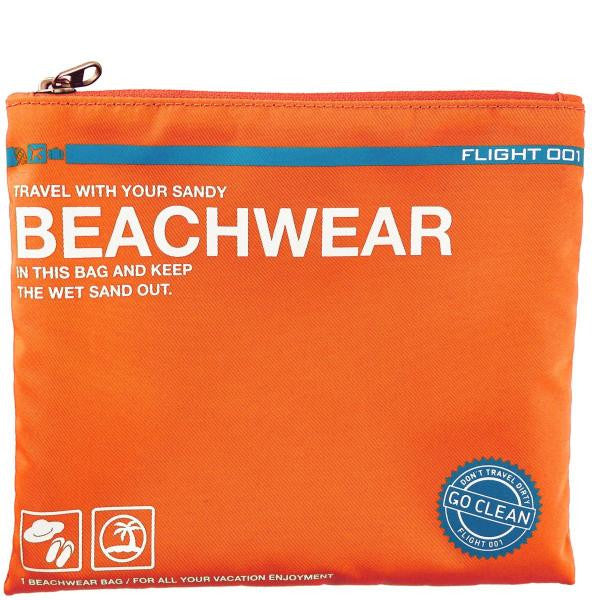 Beachwear Travel Bag with Storage Pouch / Orange