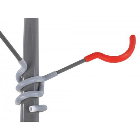 Bike Storage Arms / Grey - Red