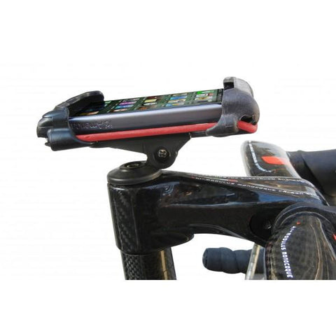 iPhone 4 and 5 Holder for Bike / Black