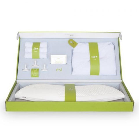 Bath Set for Newborns / White