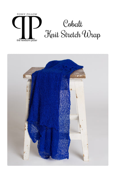 Stretch Knit Wrap