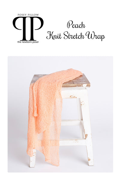 Stretch Knit Wrap (limited colors left)
